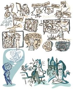 Ilustradores Now IX - Juanma García
