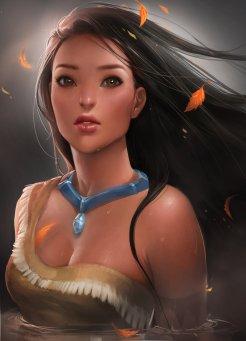 Pocahontas_SakiMichan
