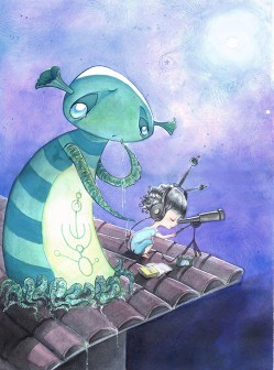 Ilustradores Now XI - Cristina Nogales