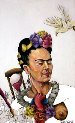 Ilustradores Now III - Gem Díaz