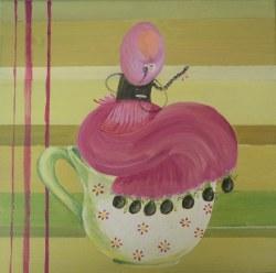Ilustradores Now III - Marisa Msiquier