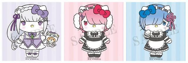 Re: Zero Memory Snow colabora con Hello Kitty! 1