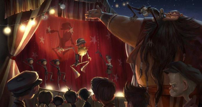 Netflix presenta el increíble cast de la adaptación de 'Pinocho' de Guillermo del Toro 2