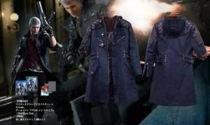 ¿Quieres la chaqueta de Dante de Devil May Cry 5? pues esto costará 2