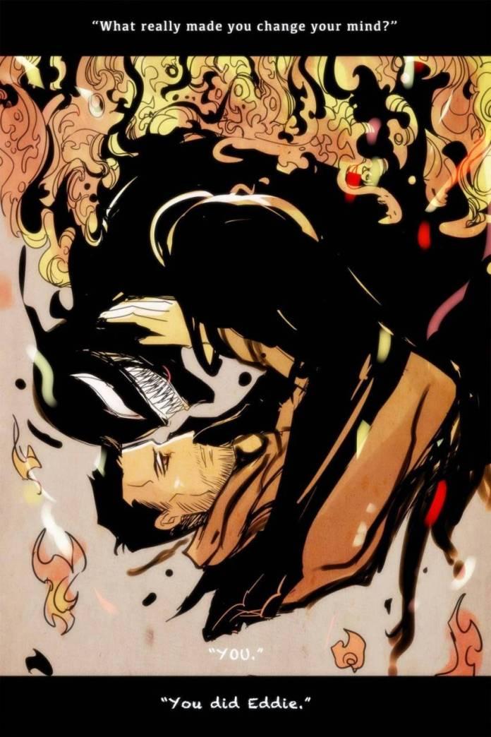 Es oficial, Venom y Eddie Brock son la pareja del año 4