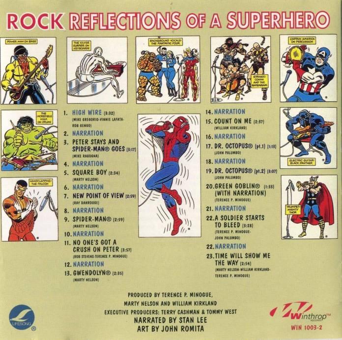 Música: Spider-Man y su asombroso disco de rock 2