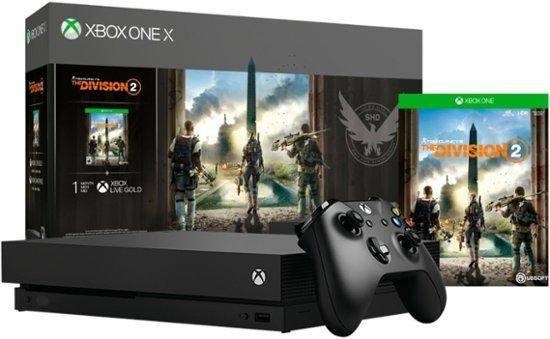 Xbox tendrá bundles exclusivos de Tom Clancy's The Divison 2 1