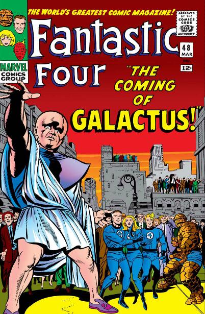 The Coming of Galactus (1966)