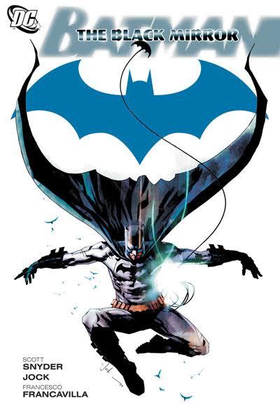 Batman: The Black Mirror (2011)