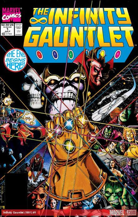 The Infinity Gauntlet (1991)