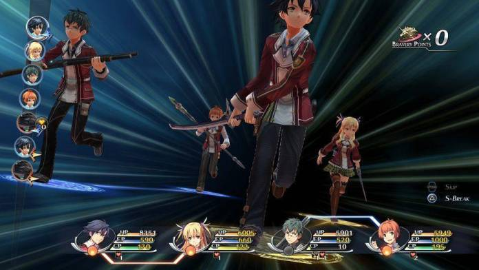 Reseña – The Legend of Heroes: Trails of Cold Steel III (Nintendo Switch) 2