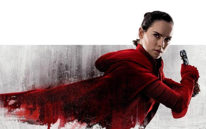 Daisy Ridley, Star Wars, The Last Jedi
