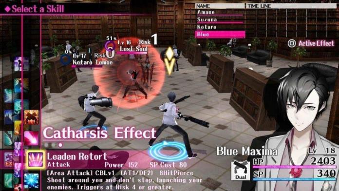 Reseña: The Caligula Effect: Overdose 3
