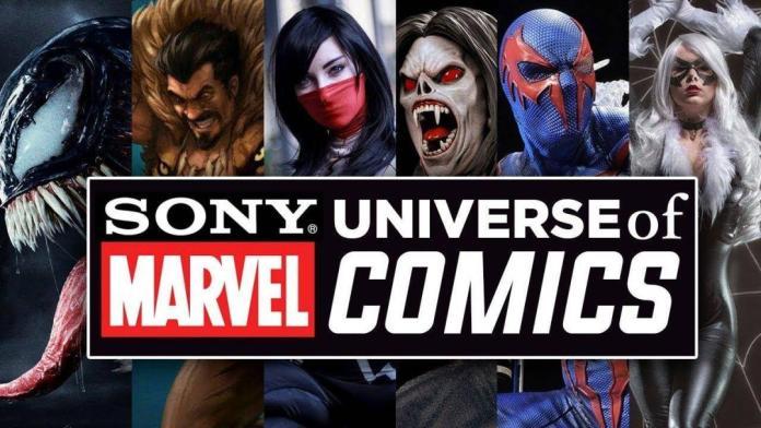 Sony ya tiene planes para 7 u 8 años de películas de Marvel 1