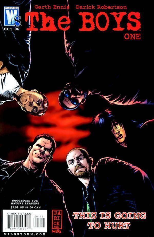 The Boys (2006)