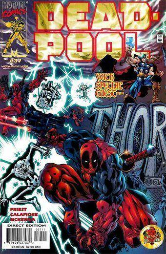 Deadpool Vol 1 #37 (2000)