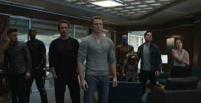 Reseña: Avengers ENDGAME 2