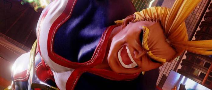 ¡All Might llega a Jump Force! 1