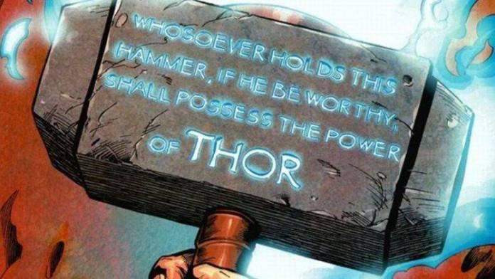 ¿Conoces a los portadores del Mjölnir? 1
