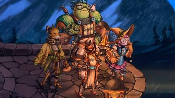 Reseña: Steamworld Quest: Hand of Gilgamech 4