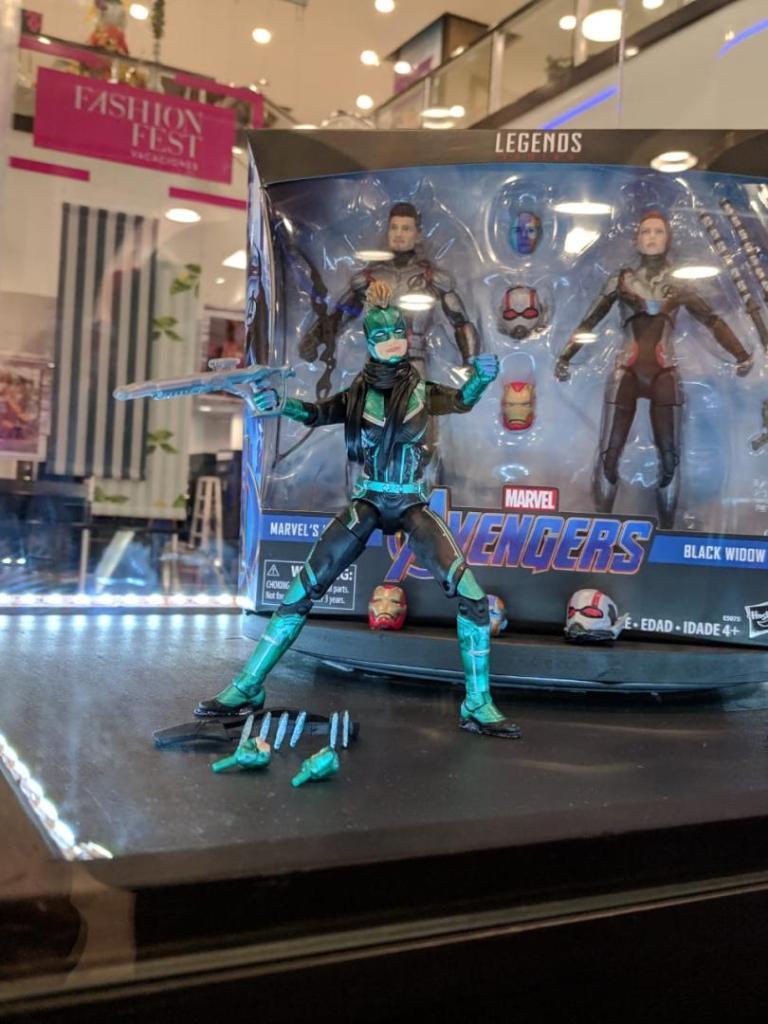 ¡Conoce los juguetes de Avengers Endgame, ya están a la venta! 4