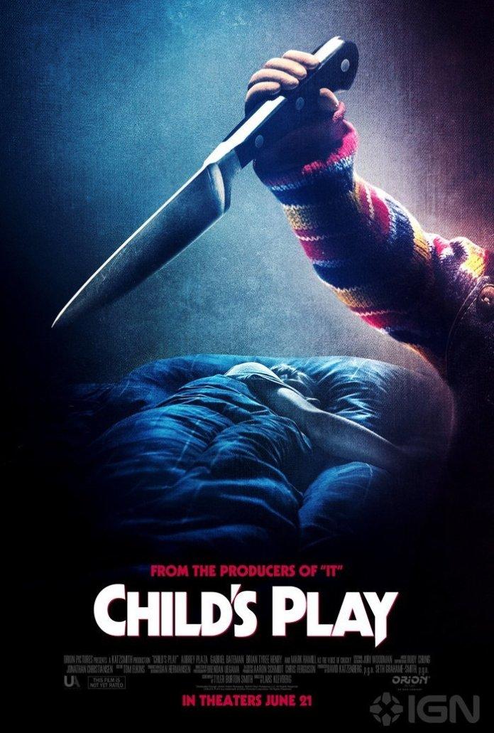 Reboot de 'Child's Play' estrena póster y teaser trailer 1