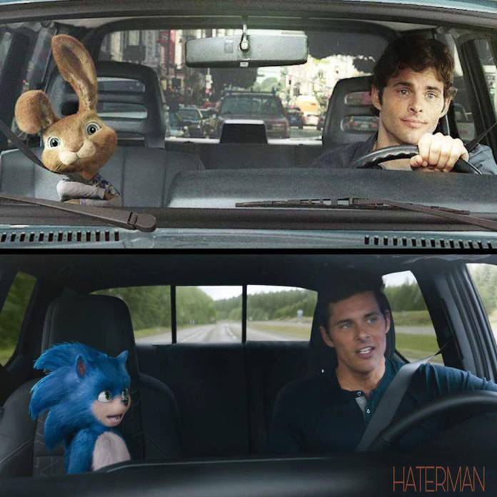 El Internet reacciona al primer avance de Sonic the Hedgehog 1