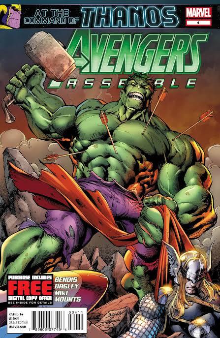 Avengers Assemble Vol 2 #4 (2012)