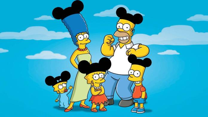 The Simpsons, Los Simpson