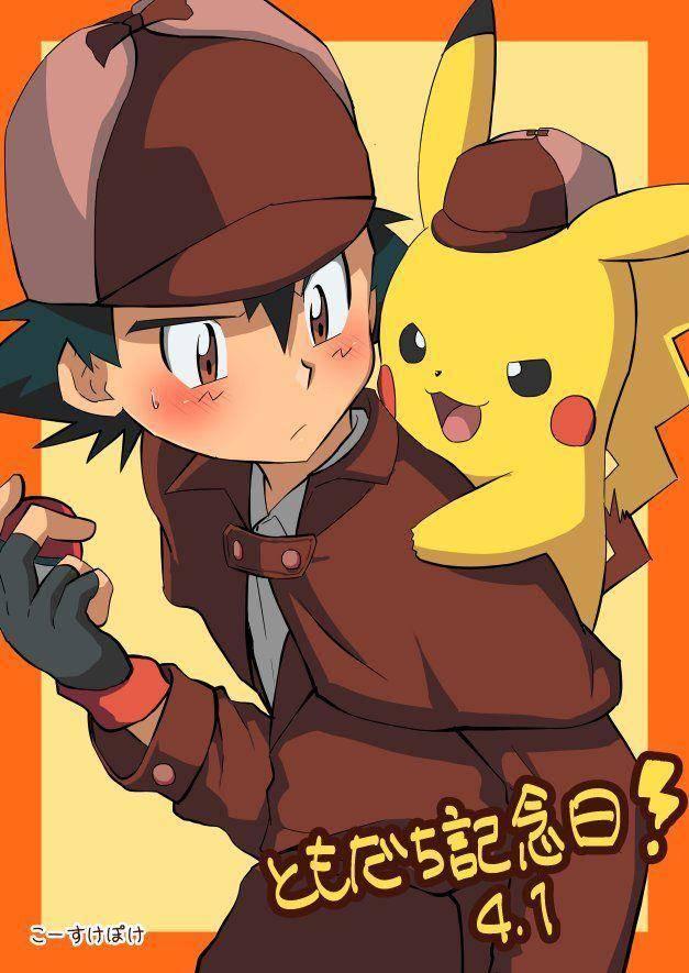 ¿Existe Ash en el mundo de Pokémon Detective Pikachu? 1