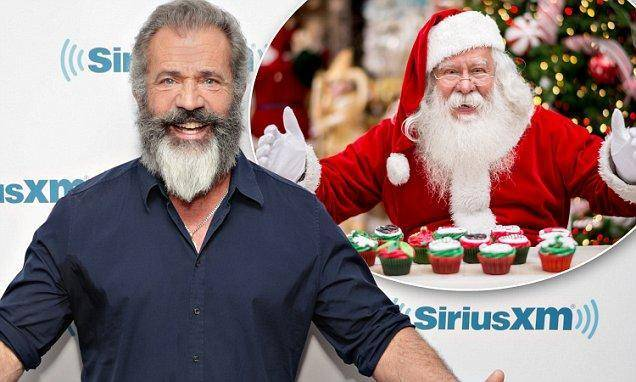 Mel Gibson será Santa Claus en 'Fatman' 1