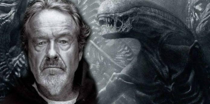 """A Ridley Scott le gustaría que Alien """"evolucionara"""" con Disney 1"""
