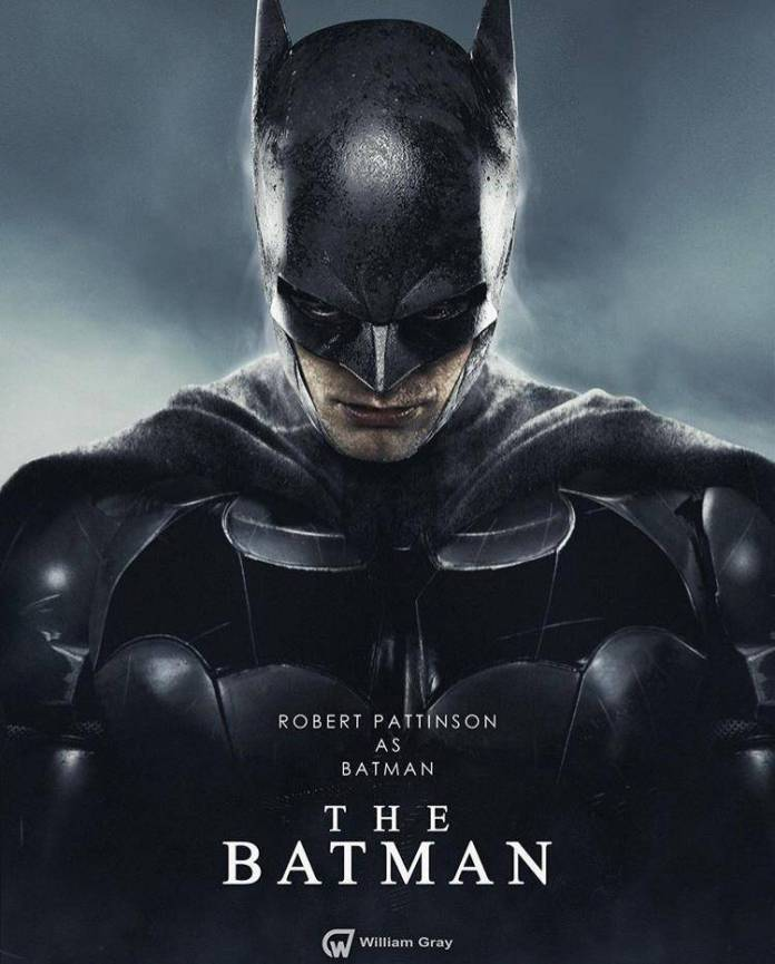Confirmado: Robert Pattinson ES el nuevo Batman 1
