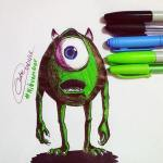 #ArtistaÑoño de la Semana: Artie Rueda, colores y trazos 7