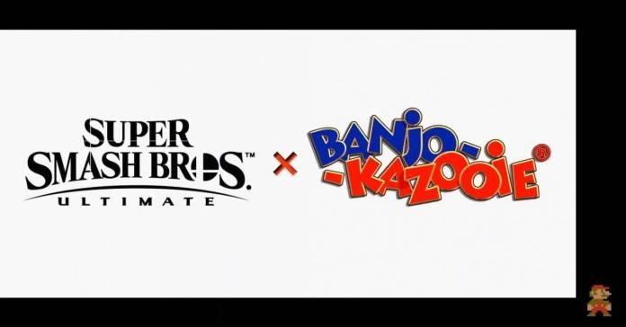 Llega otro Dúo a Super Smash Ultimate, ¡BANJO-KAZOOIE! 2