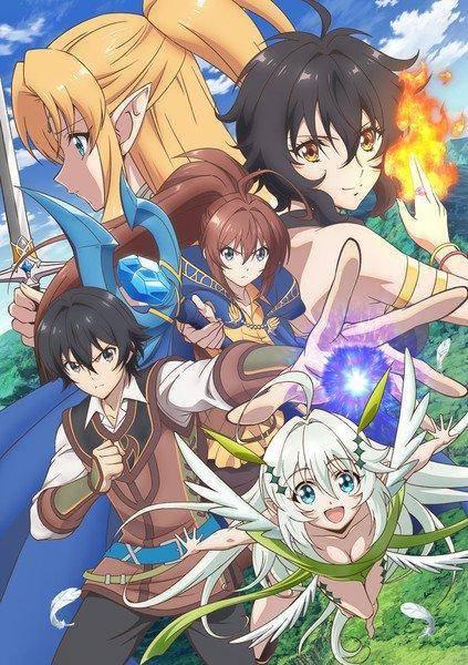 Conoce el anime Isekai Cheat Magician 1