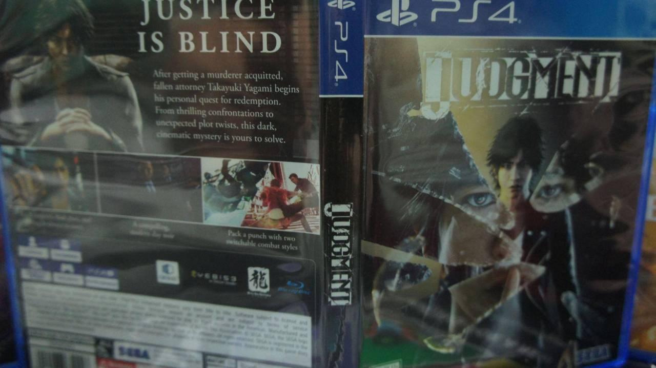Judgment, el puño de la justicia ha llegado a Kamurocho 7