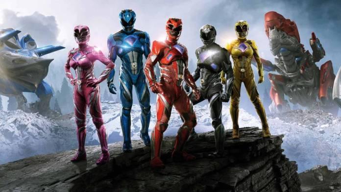 ¡Power Rangers tendrá un reboot noventero! 1