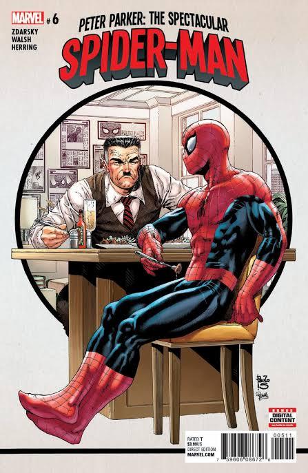 Spectacular Spider-Man #6 (2018)