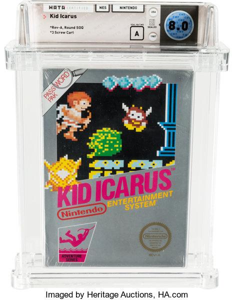 Después de 30 años olvidado, juego de NES es vendido en $9,000 dólares 1