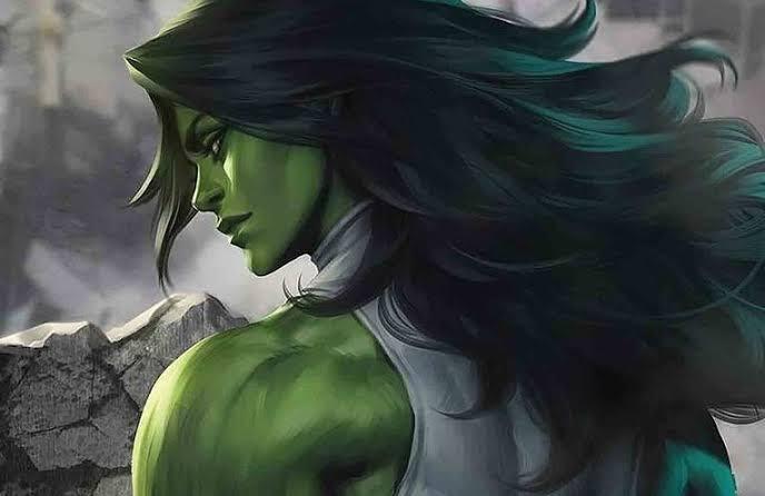 She-Hulk Artgerm