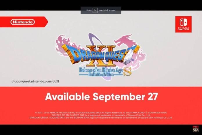 Resumen: Nintendo Direct (04/08/19) 1