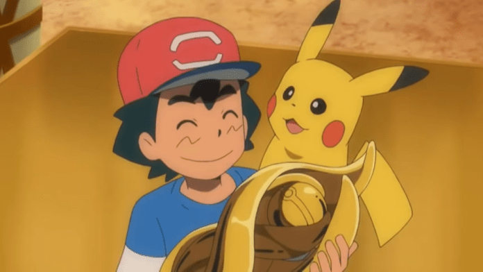 Ash Ketchum: Campeón Pokémon Alola