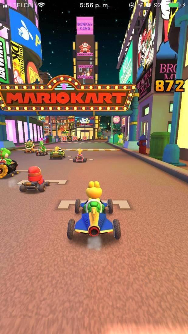 Mario Kart Tour: ¿Vale la pena? 3