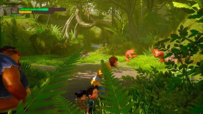 Reseña: Monkey King Hero is Back 24