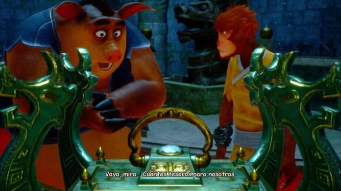 Reseña: Monkey King Hero is Back 33
