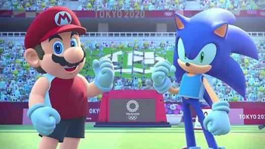 Mario & Sonic en los juegos olímpicos Tokyo 2020 estrena tráiler 1