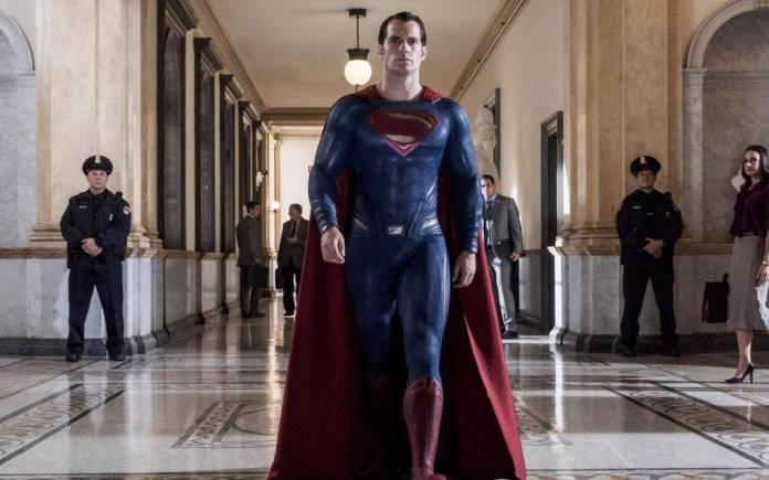 Superman, Henry Cavill