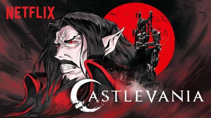 Castlevania temporada 3