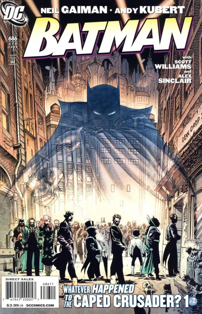 Batman #686